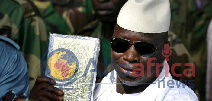 gambie l ex pr sident jammeh mis en cause dans le meurtre de rh alloafricanews com