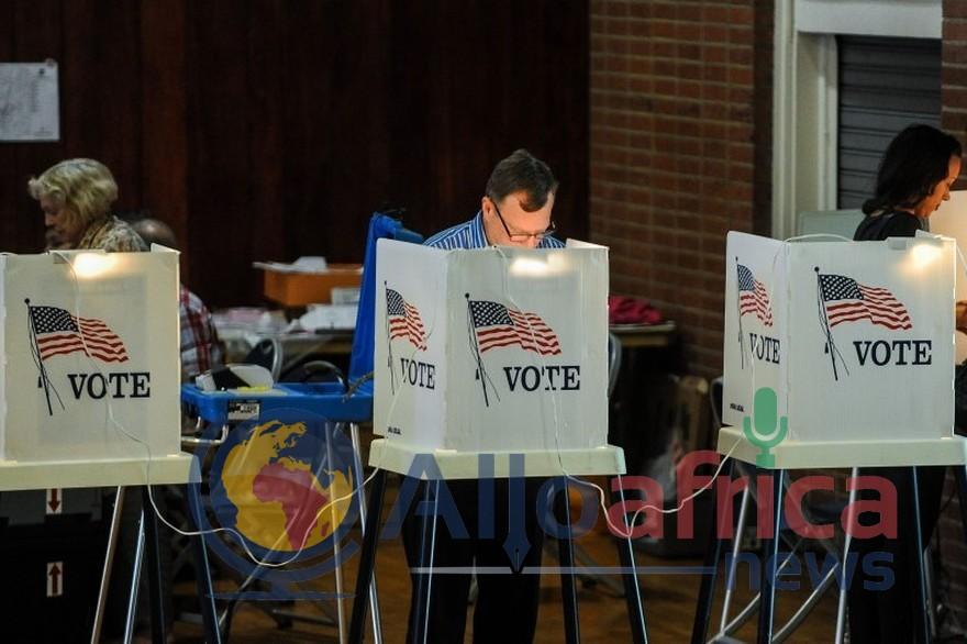 Usa les premiers bureaux de vote ouvrent pour des élections